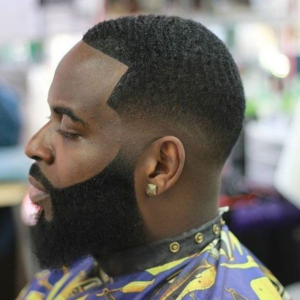 Black Men Haircut Styles to Get in A Barber Shop 2