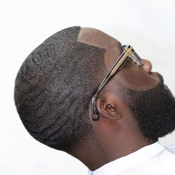 Ways to Style Black Male Hair 5