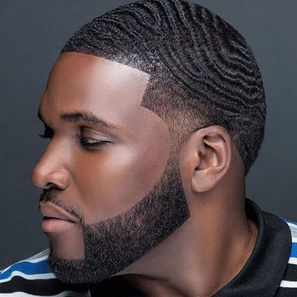 Ways to Style Black Male Hair 6
