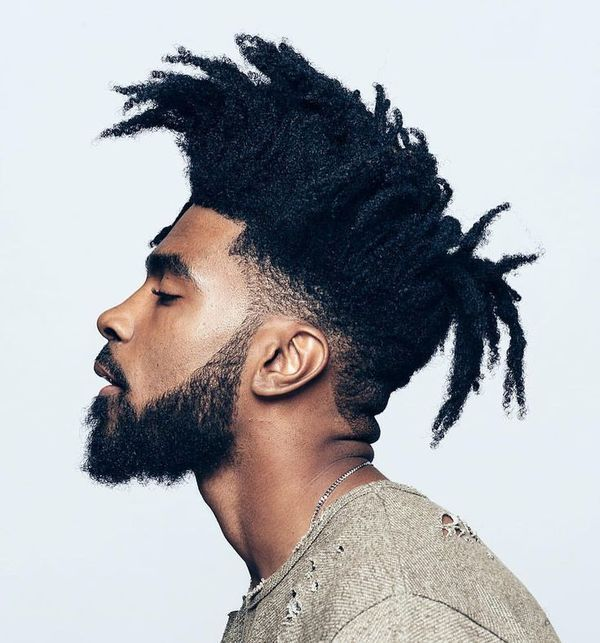 Tremendous 82 Hairstyles For Black Men Best Black Male Haircuts April 2020 Natural Hairstyles Runnerswayorg