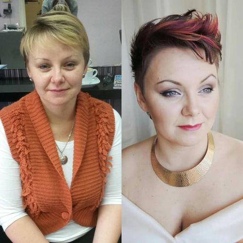 Very Short Hairstyles for Ladies 1