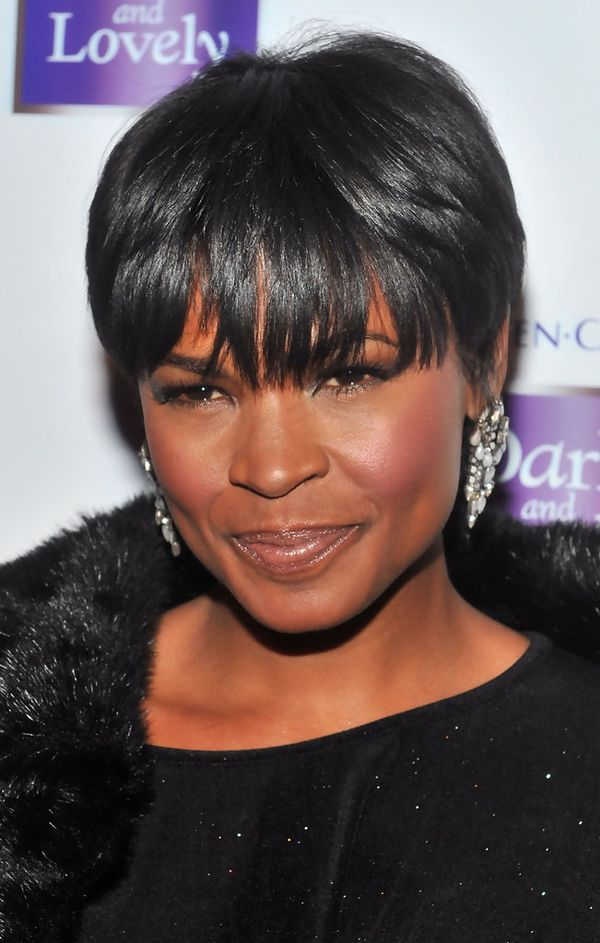 Great short pixie hairstyles for black hair 1