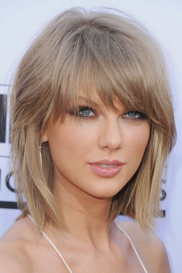 Ideas of Short Hair Bangs to Try 3