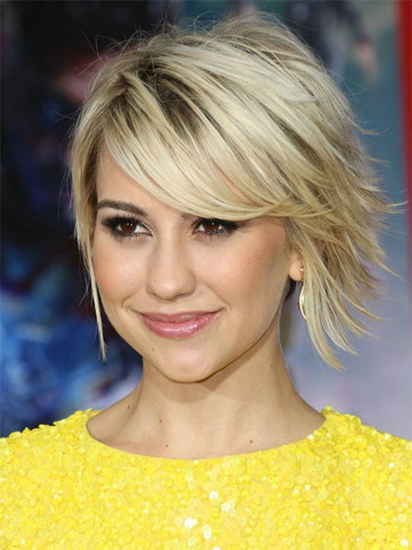 Ideas of Short Hair Bangs to Try 4