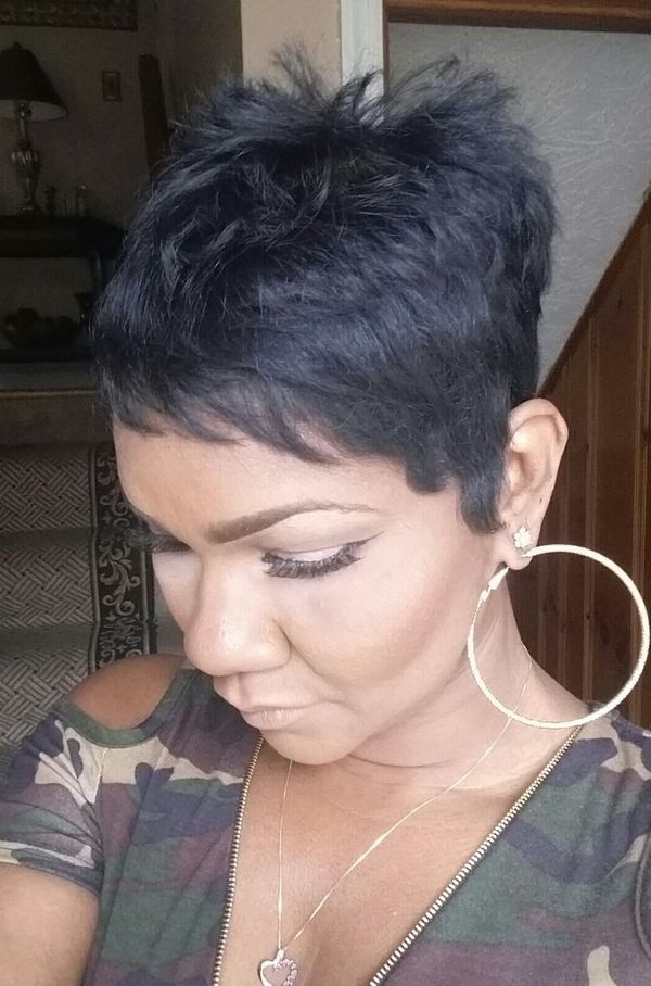 The best short hairstyles for black ladies 1