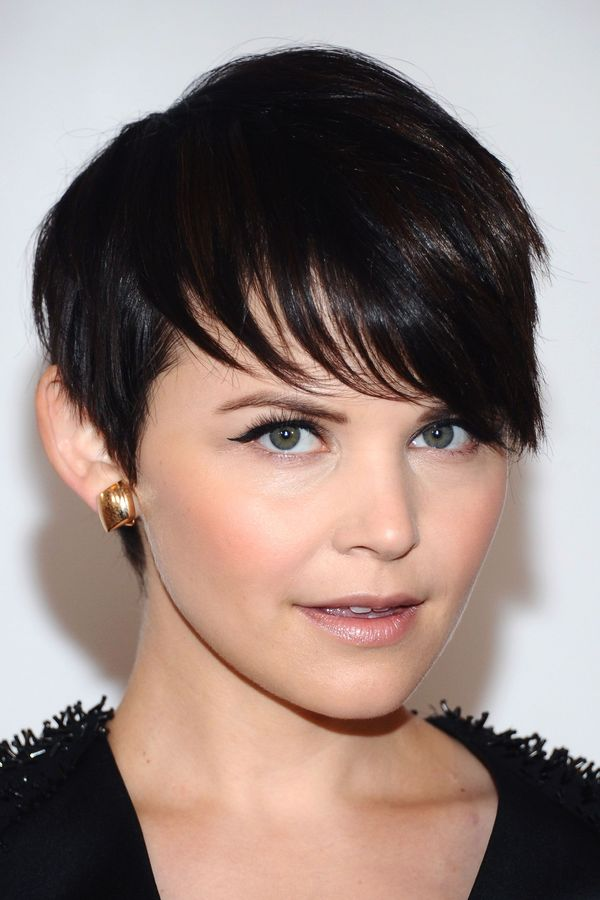Extremely Short Hairstyles with Bangs 4