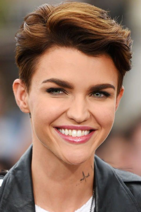 Women's Hairstyles for Very Short Hair 4