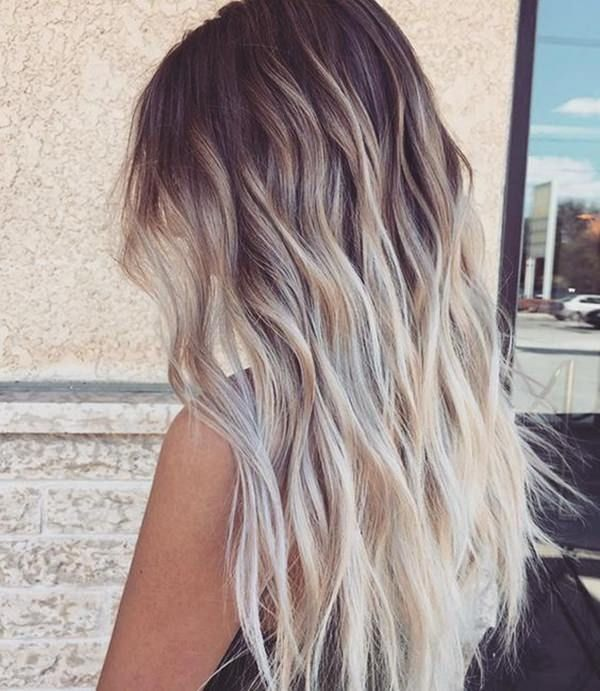 What is Ombré Hair Coloring 3