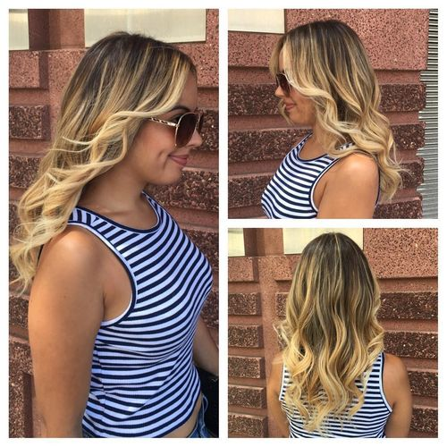 Charming Brown And Blonde Hair Ideas 1