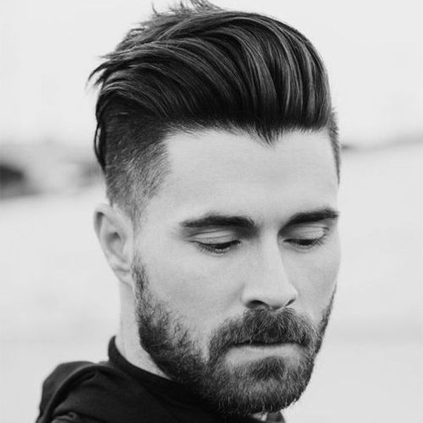 The Best Mens Hairstyles with Longer Hair on Top Shorter on Sides 4