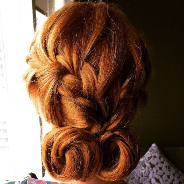 Gorgeous Boho Hairstyles for Medium Hair 6