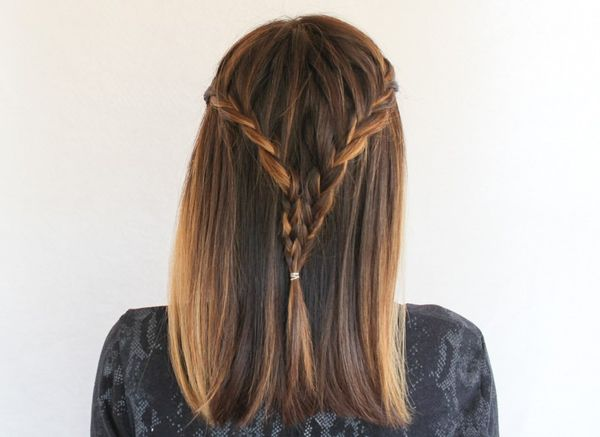 Gorgeous Boho Hairstyles for Medium Hair 3