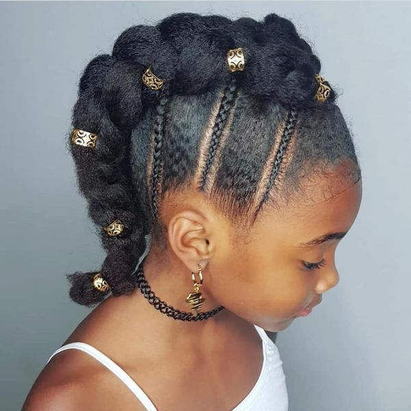 Different Types Of Mohawks Perfect For Black Girls 3