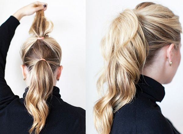 Pics With Tips On How To Style Long Thin Hair 3