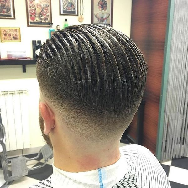Rockabilly Hairstyles for Guys, Greaser Haircuts for Men