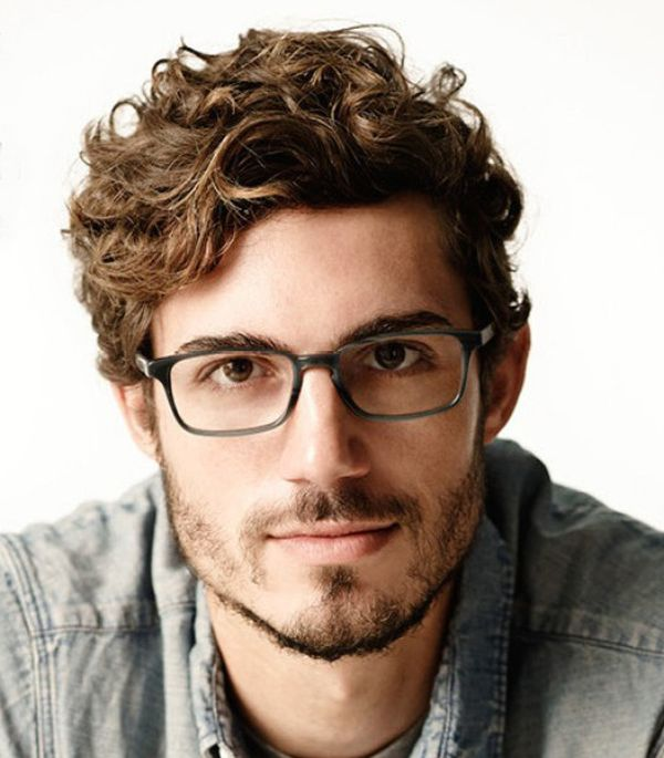Easy to Style Curly Hairstyles for Men 2