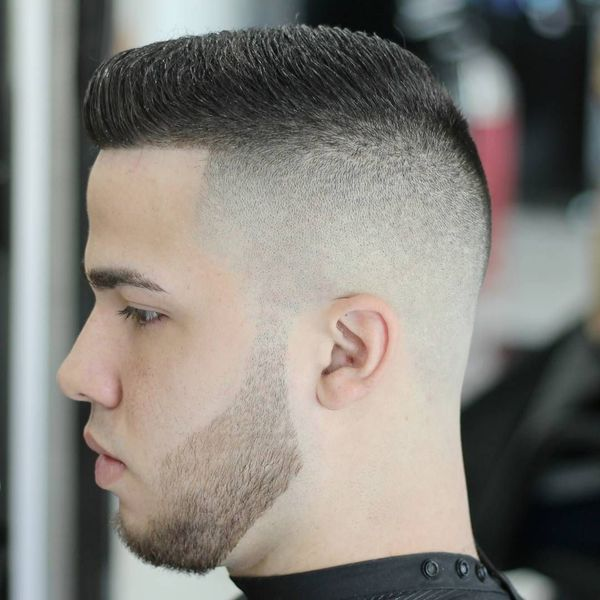 Awesome Mens High And Tight Haircuts 4