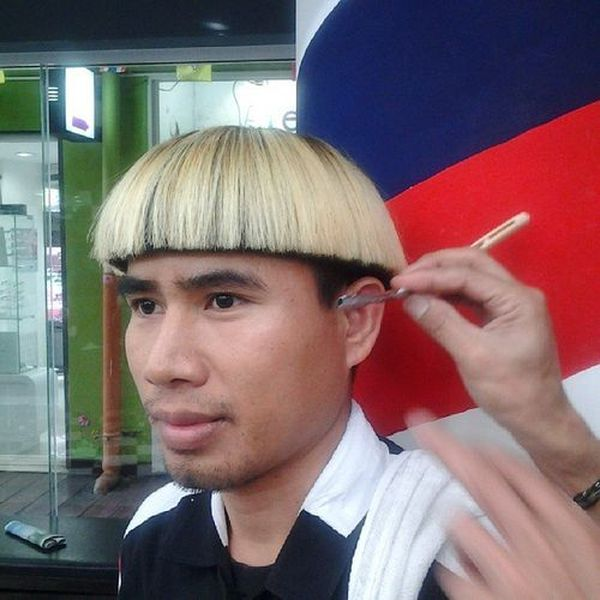 Cute Asian guy hairstyles that will catch attention 4