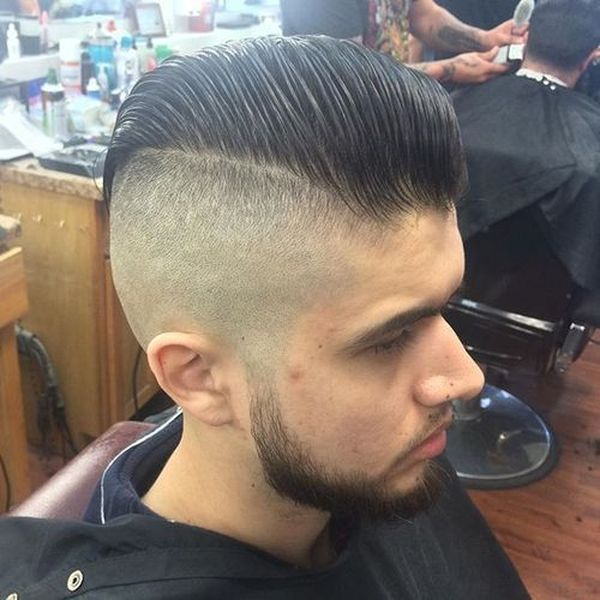 High And Tight Comb Over 2