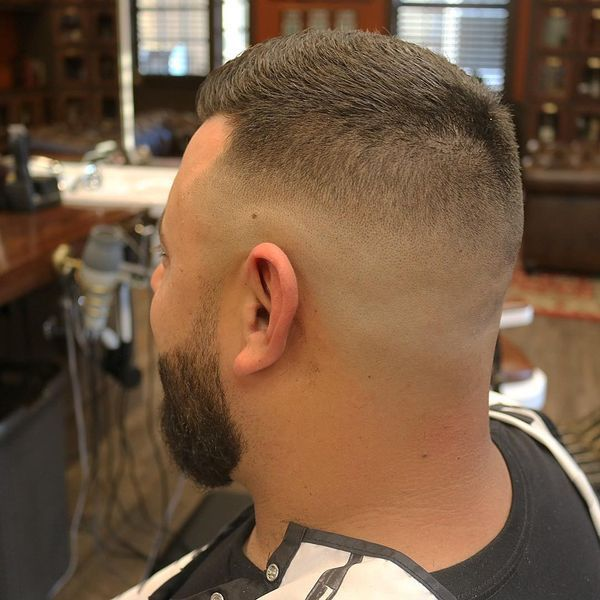 High And Tight Fade Cut 2