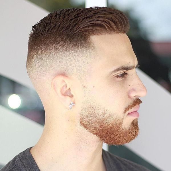 High And Tight Fade Cut 3