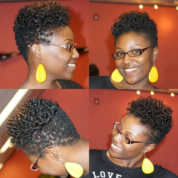Variety of Afro Hawks for Any Occasion1