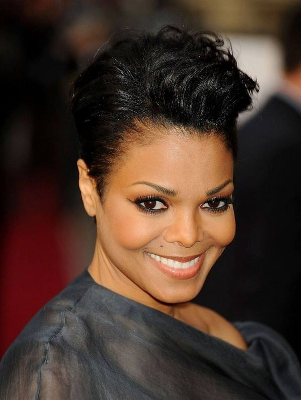 African American Women Short Curly Hairstyles 4
