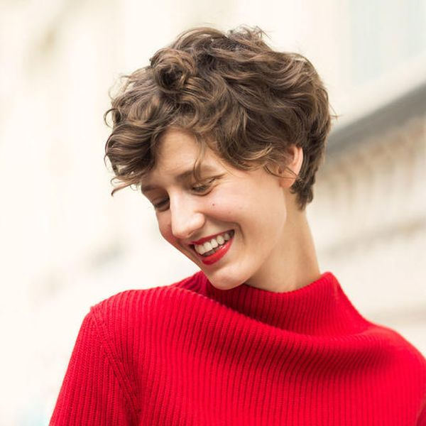Best Easy Haircuts for Short Curly Hair 2