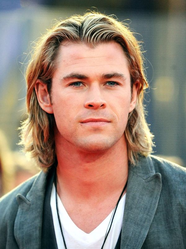 Cool Male Hairstyles for Shoulder Length Hair 1