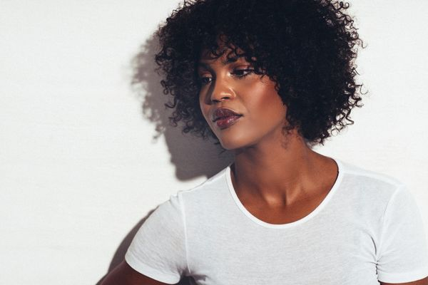 Curly Hairstyles for Black Women with Short Hair 2