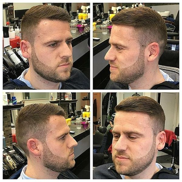 Bad Hairline: What Hairstyles to Choose if You Have a Receding Hairline 1