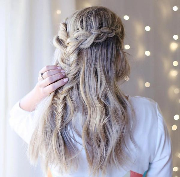 Images of Cute Braid Styles 4