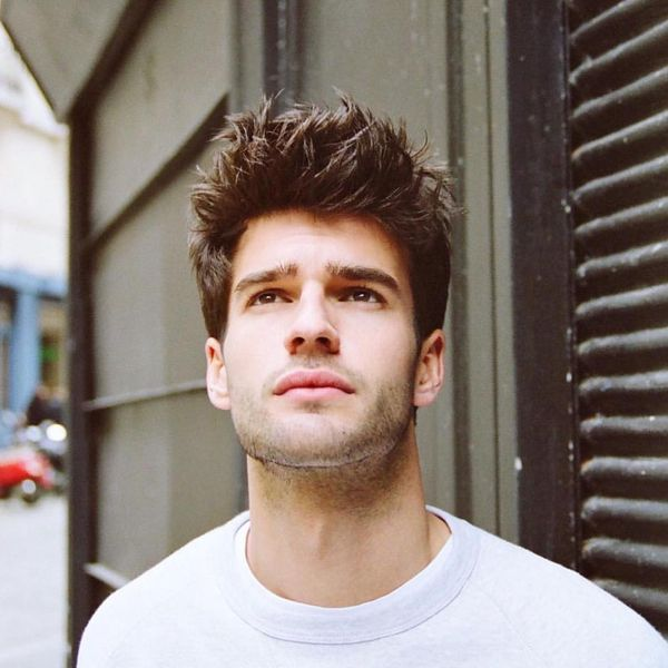 Top Men's Spiky Haircuts 3