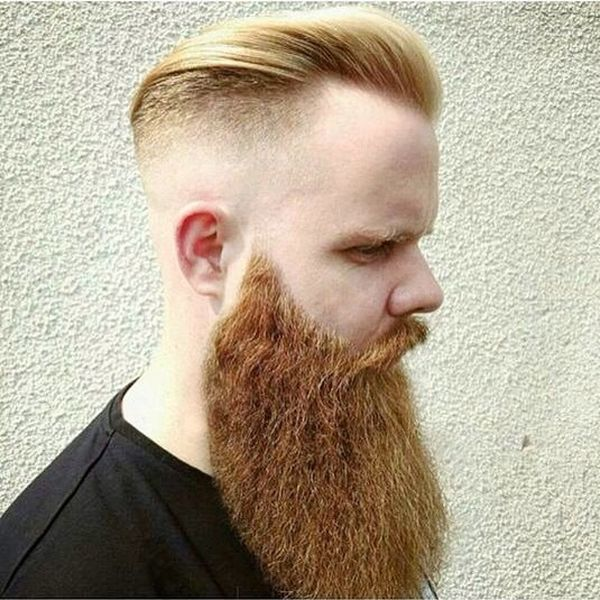 Undercut Hairstyles for Men with Receding Hairlines 2