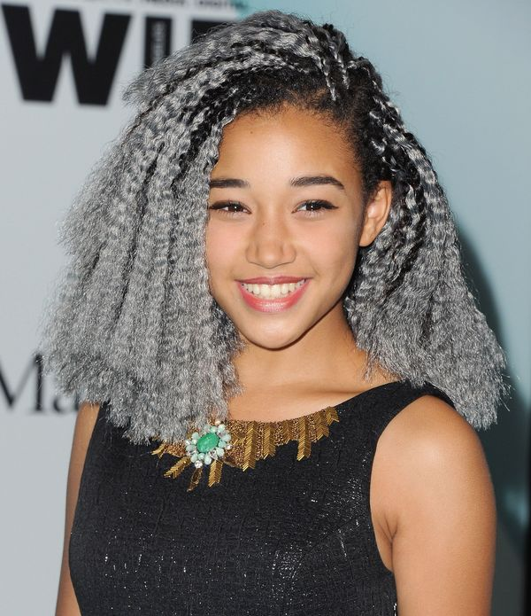 Cool Hairstyles for Black Girl with Long Hair 4