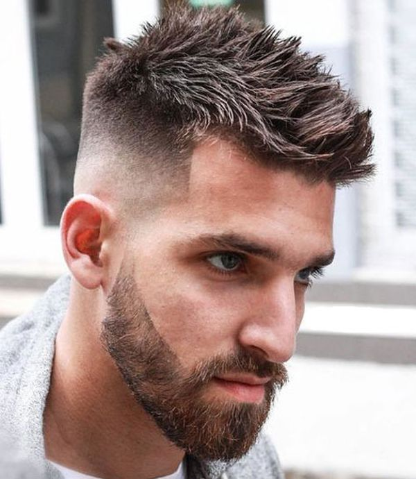 Ideas for Hair Spiked up in the Front  3