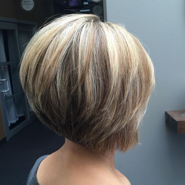 Stacked ALine Bob Cut 1