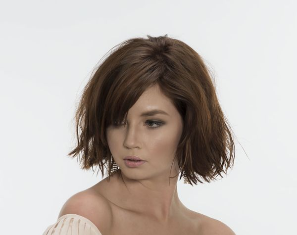Stylish Stacked Layered Bobs 5