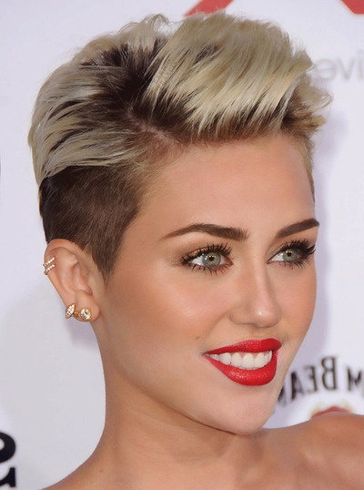The Best Female Short Colored Haircuts 1