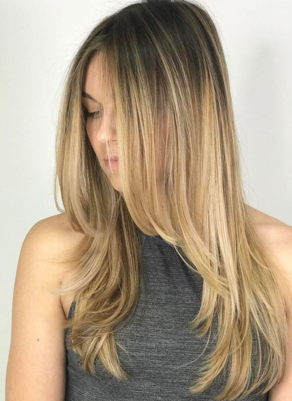 Cool Haircuts for Long Straight Blonde Hair 1