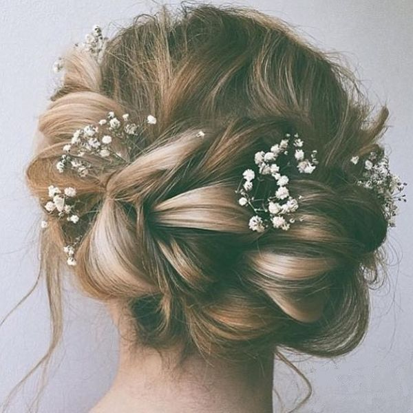 Beautiful Updos For Long Wavy Hair For Weddings13