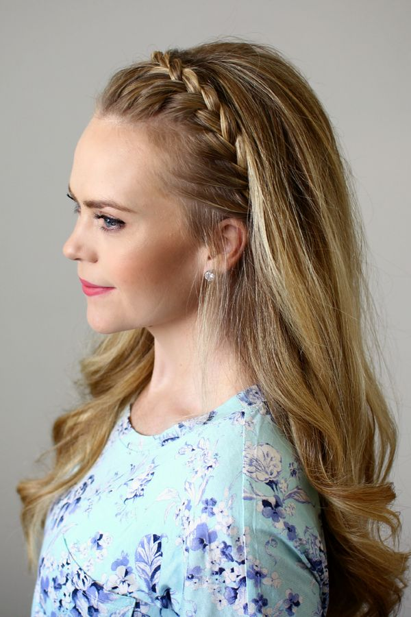 Bridesmaid And Wedding Guest Hairstyles For Long Hair 4
