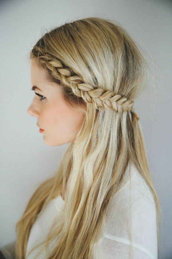 Quick And Easy Wedding Updos For Long Hair 4