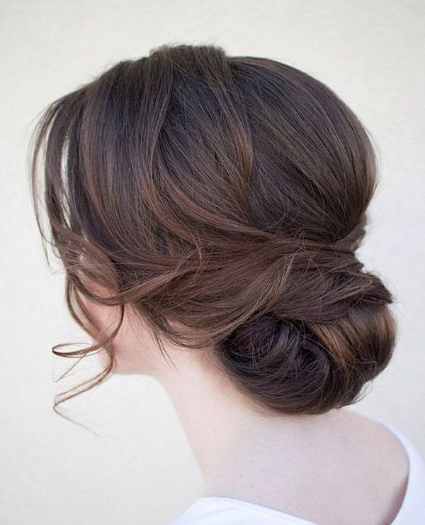 Quick And Easy Wedding Updos For Long Hair 5