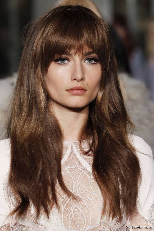 Female 1970s Haircuts With Bangs for Long Hair 3