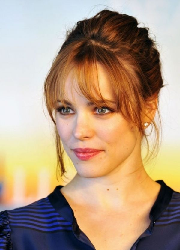 30+ Best Bangs for Round Face (2018)