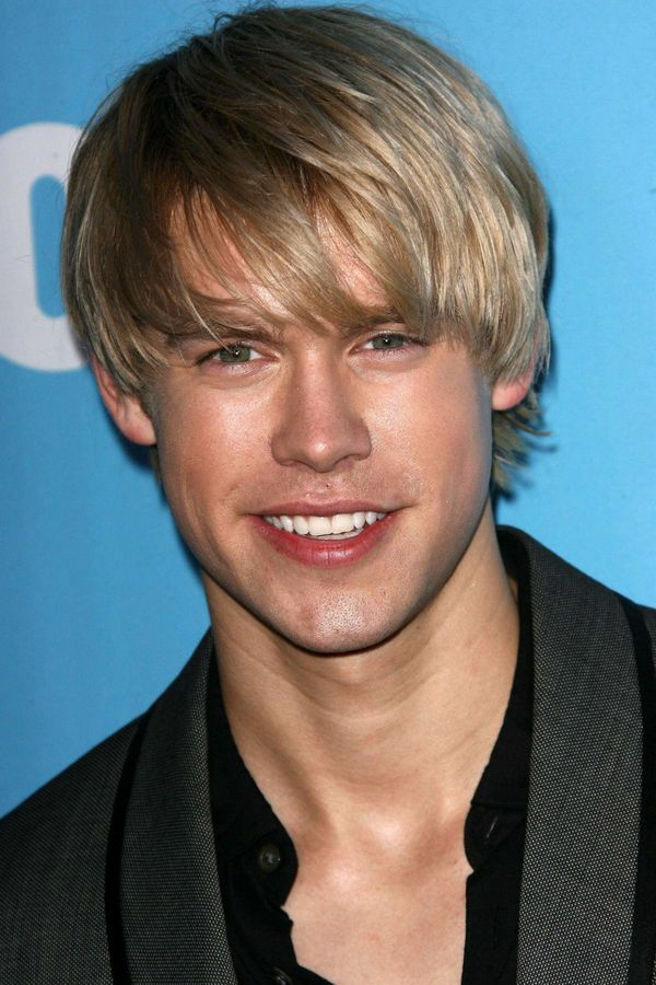 Male Medium Blonde Hairstyles to Try 2