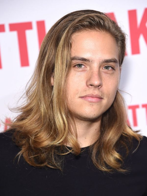 Sexy Long Blonde Hair Styles for Guys 3