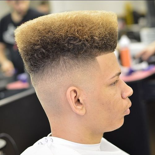 Images Of High Flattop Haircut 1