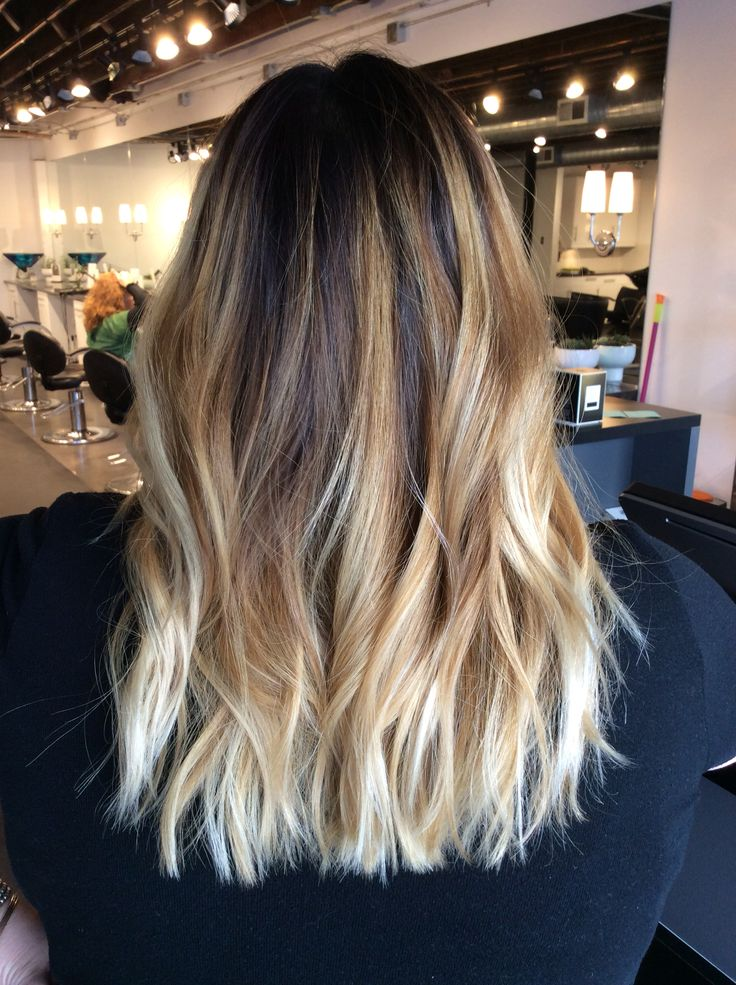 Brown Hair With Blonde Highlights Ideas